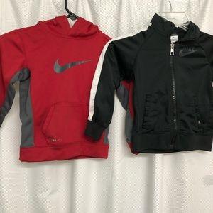 Nike Boys Hoodie and jacket